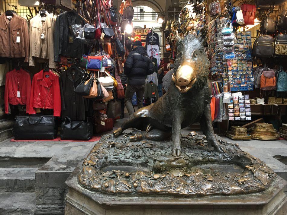 Il porcellino di Firenze