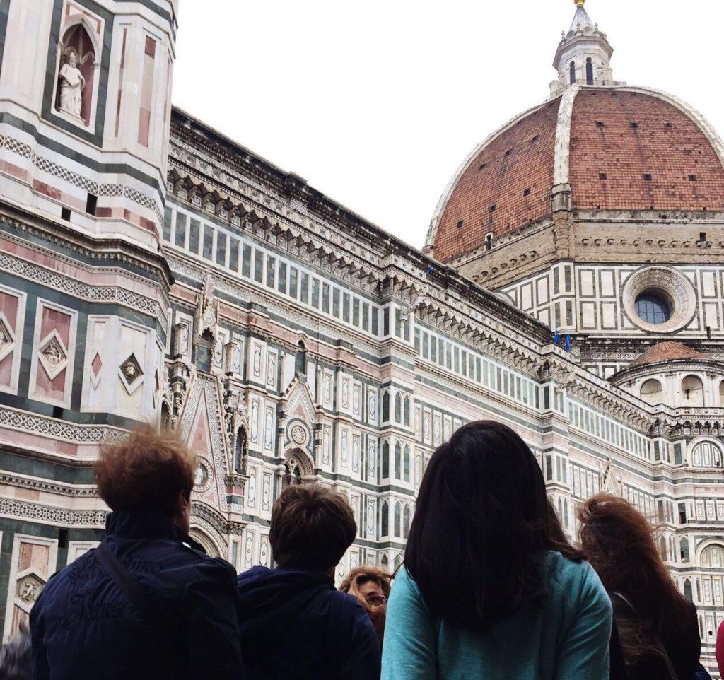 Visita famiglie Firenze