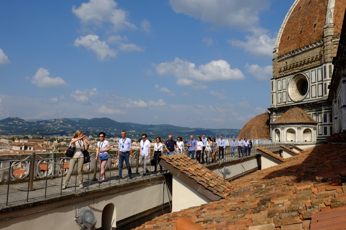 Visita guidata terrazze Duomo